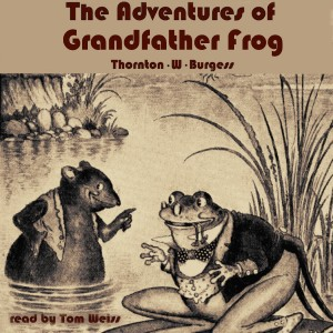 Artwork Adventures of Grandfather Frog