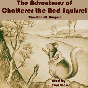 The Adventures of Chatterer the Red Squirrel_cover