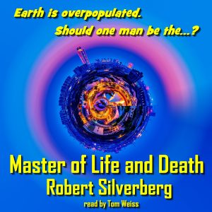 Master of Life and Death Audio Book Cover