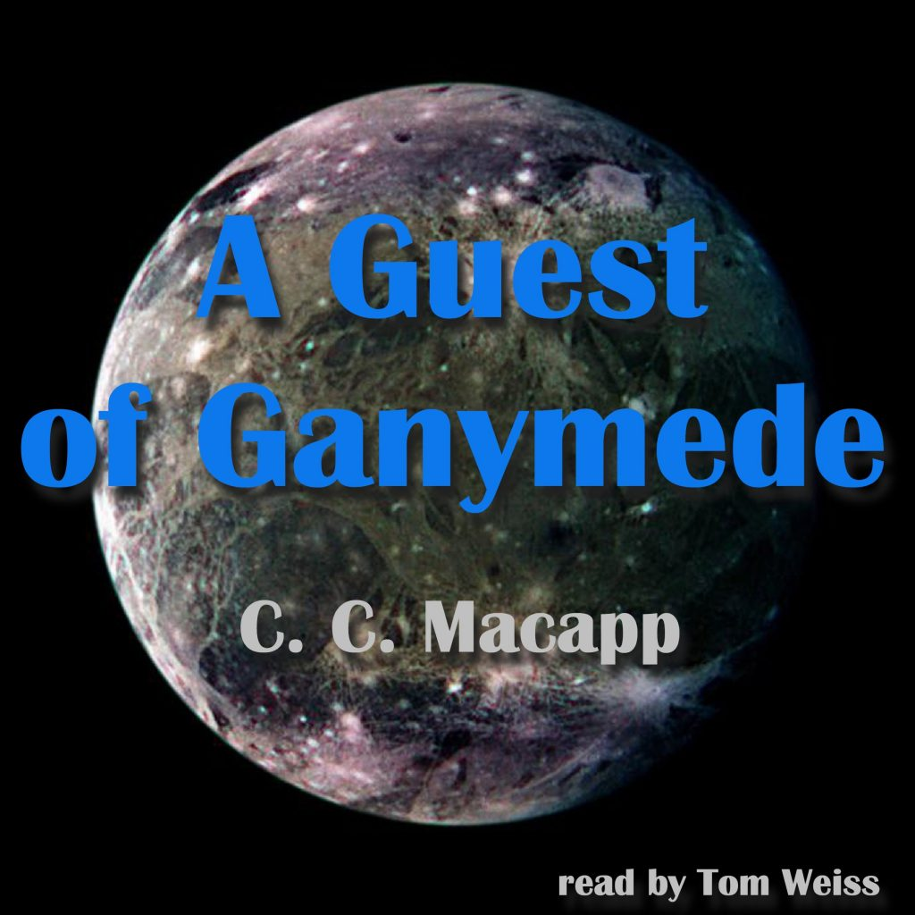 A Guest of Ganymede