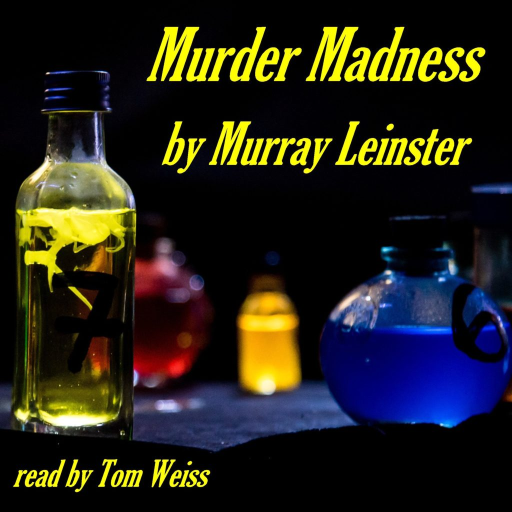 Murder Madness Audio book Link