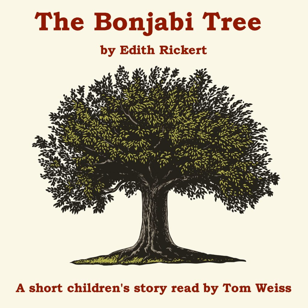 The Bojabi Tree link to audio book
