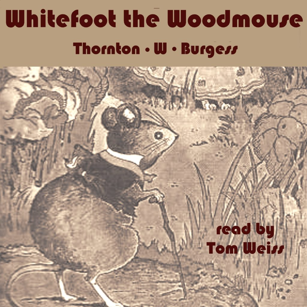 Whitefoot the Woodmouse Cover
