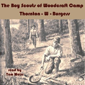 The Boy Scouts of Woodcraft Camp by Thornton Burgess