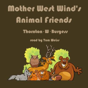 Mother West Wind's Animal Friends cover art