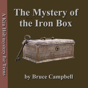The Mystery of the Iron Box cover
