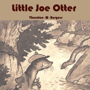 Little Joe Otter by Thornton W. Burgess